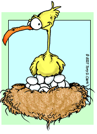 Outgrowing Your Nest
