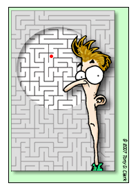 Maze to Success